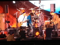 Neil Young, Dave Grohl, Ponch Sampedro, Dan Auerbach