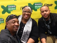Madisen Ward and the Mama Bear with Chuck D