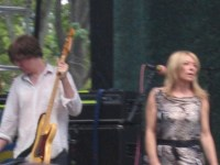 Sonic Youth - Kim Gordon and Thurston Moore