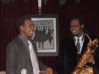 Roy Hargrove and Jason Marshall