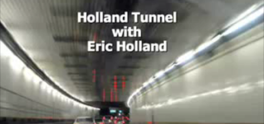 Holland Tunnel with Eric Holland