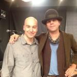 Eric Holland with Langhorne Slim
