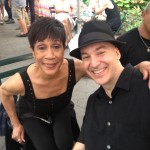 Eric Holland with Bettye Lavette