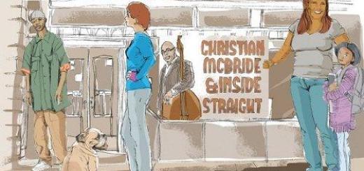 Christian McBride - People Music