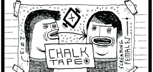 Screaming Females - Chalk Tape