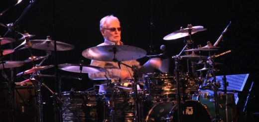 Ginger Baker at Montreal Jazz Festival 2014