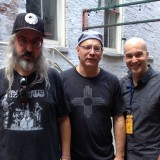 Eric Holland with Dinosaur Jr.