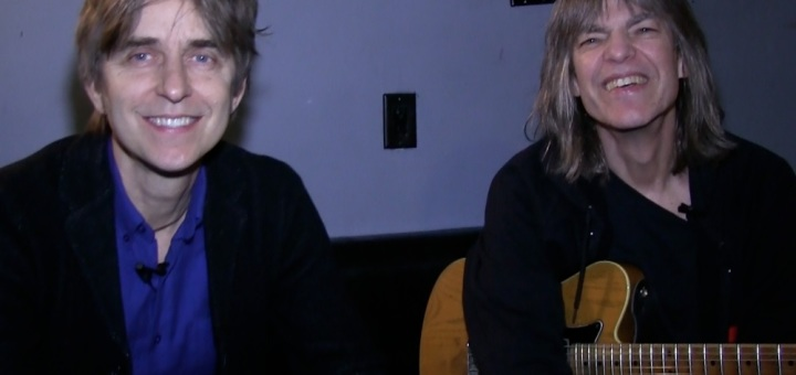 Eric Johnson & Mike Stern