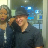 Remy Ma and Eric Holland