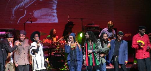 Bob Marley Tribute Show