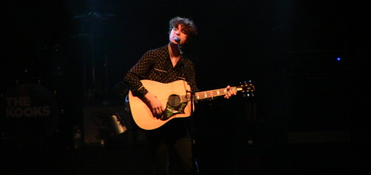 Luke Pritchard of The Kooks