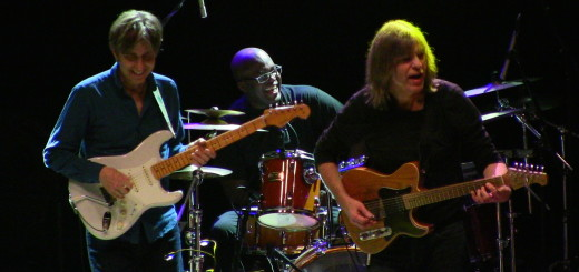 Eric Johnson and Mike Stern