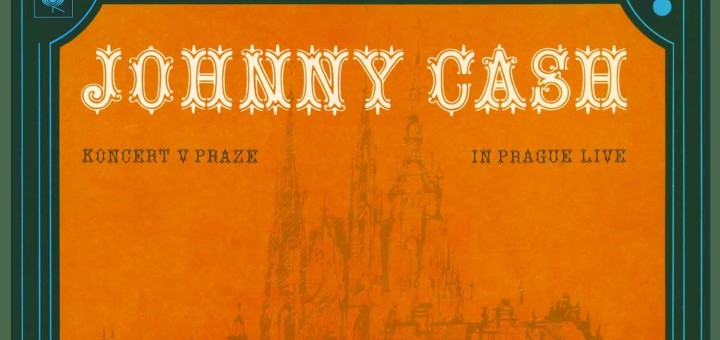 Johnny Cash in Prague