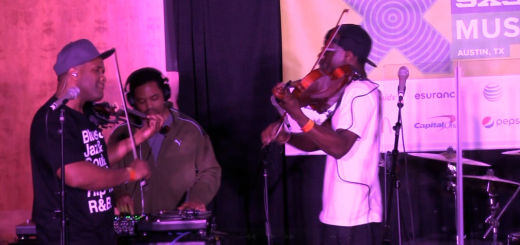 Black Violin at St. David's Bethell Hall