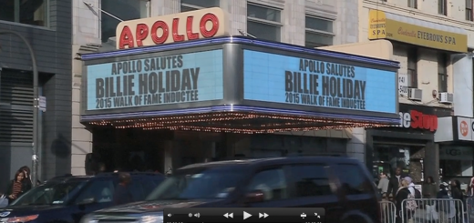 Billie Holiday Fested At The Apollo