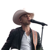 Justin Moore at FarmBorough Festival