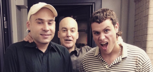 Eric Holland with DMA's