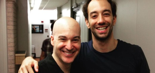 Albert Hammond Jr. with Eric Holland