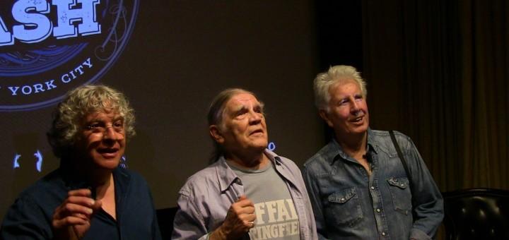 Music photography greats Joel Bernstein, Henry Diltz, Graham Nash