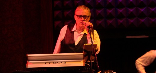 Joe McGinty of Loser's Lounge